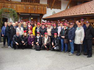 Strokovna ekskurzija v Komendo