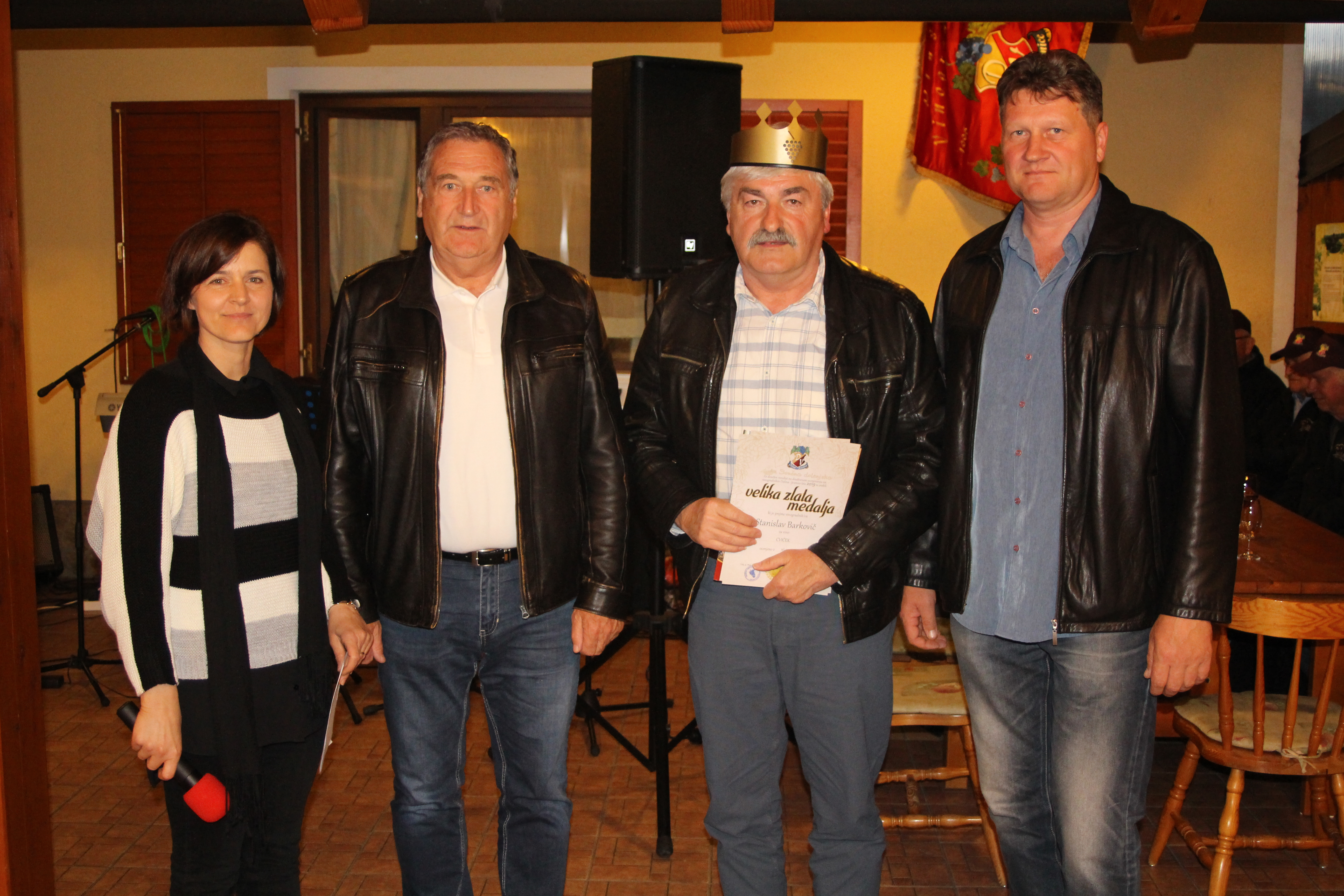 Podelitev medalj in priznanj 2019 DV Dolina – Jesenice