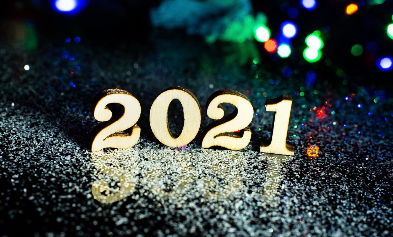 Srečno, zdravo in uspešno 2021