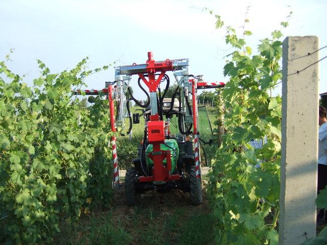 VABILO na dogodek Sodobne tehnologije v vinogradništvu